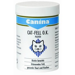 витамины Canina Cat-Fell