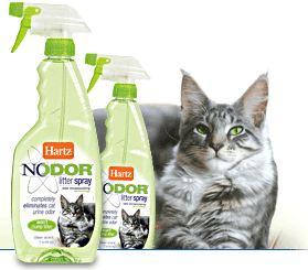 спрей Nodor litter
