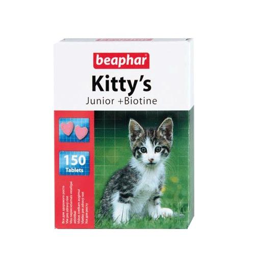 витамины Beaphar Kitty's Junior